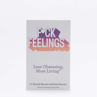 F*ck Feelings Book - Urban Outfitters