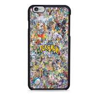 All Pokemon Considered disney Iphone 6 Case