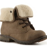 Dirty Laundry Raeven Combat Boot