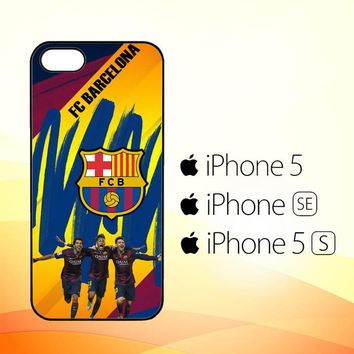 FC Barcelona Wallpapers X3135  iPhone 5|5S|SE Case