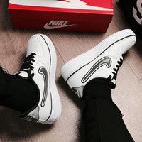 Nike Air Force 1 '07 AF1 White shoes