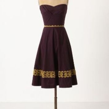 Aubergine Sky Dress - Anthropologie.com