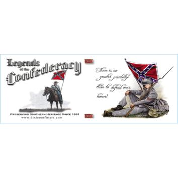 Legends Of The Confederacy Coffee Mug by Dixie Outfitters®