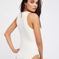 Free People Bangin' Bodysuit