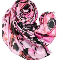 Partiss Womens Pattern Scarves Autumn Scarf,One size,#4