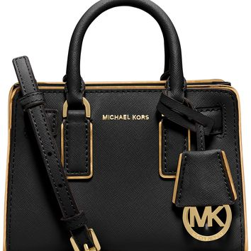 MICHAEL Michael Kors Dillon Specchio Mini Top Zip Crossbody