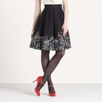 kate spade | city lights lillith skirt
