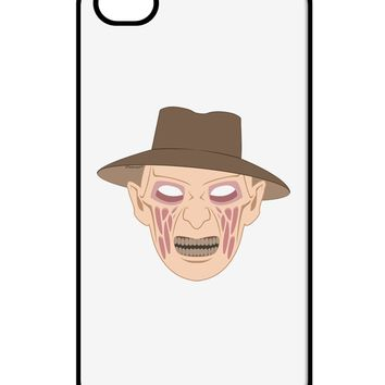 Scary Face With a Hat - Halloween iPhone 4 / 4S Case