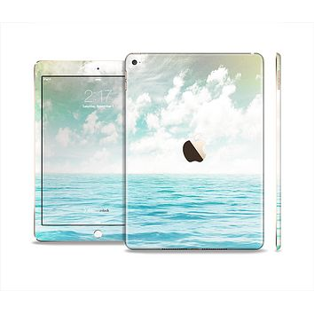 The Paradise Vintage Waves Skin Set for the Apple iPad Air 2