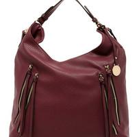 Meadow Vegan Leather Hobo