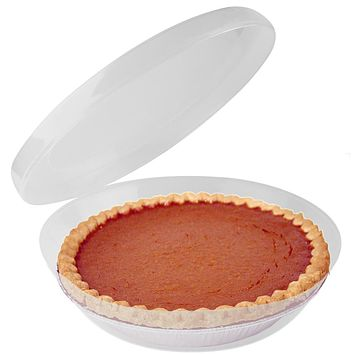 Evelots Pie Keeper-Easy Carry-Stay Fresh-Hinged Lid-Cookie,Donut-Fridge/Freezer