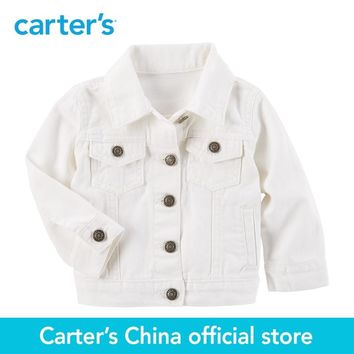 Carter's 1pcs baby children kids Denim Jacket 235G409,sold by Carter's China official store