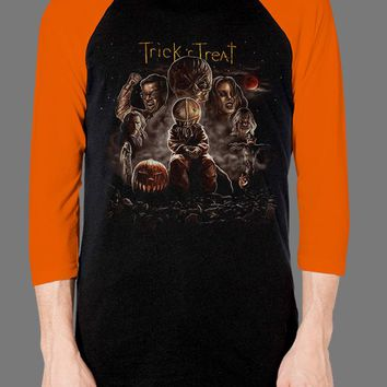 Trick 'r Treat - Samhain - Baseball Tee - Fright-Rags