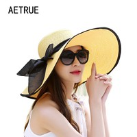 Sun Hats For women Floppy Straw Summer Hats