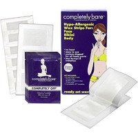 Ready, Set, Wax! Wax Strips Kit for Face, Bikini & Body