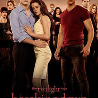 Breaking Dawn – Cast Part 1 Movie Poster RP1177 22x34 Twilight Saga