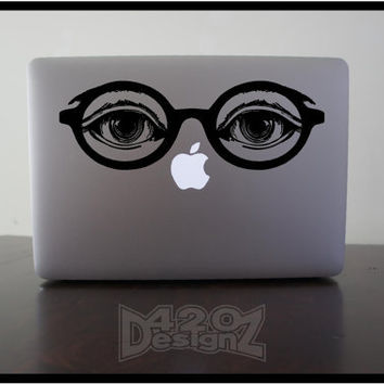 Great Gatsby  - Macbook Air, Macbook Pro,  Macbook decals, sticker ,Vinyl Mac decals ,Apple Mac Decal, Laptop, iPad
