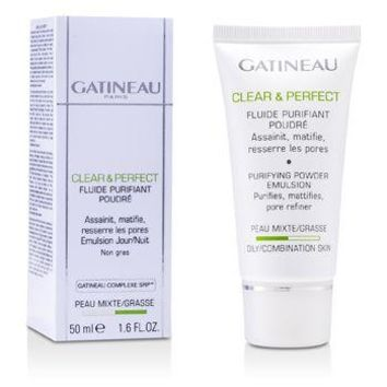Gatineau Clear & Perfect Purifying Powder Emulsion (For Oily/Combination Skin) Skincare