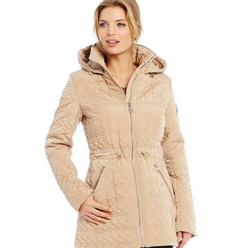 17e48e00222 KARL LAGERFELD Quilted Jacket