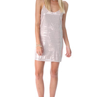 Spinning Around Sequin Dress