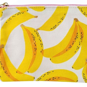 Banana Cosmetic Makeup Bag
