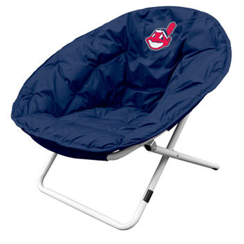 Cleveland Indians MLB Adult Sphere Chair
