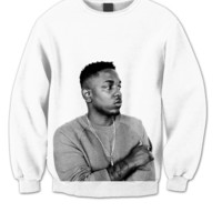 KENDRICK LAMAR SWEATSHIRT CELEBRITY SHIRTS INDIE BAND SHIRTS TDE MUSIC COOL KENDRICK CONCERT SHIRTS GREAT GIFTS