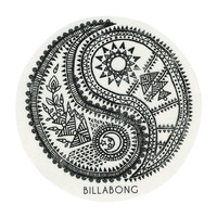 BILLABONG Yin Yang Sticker | Stickers