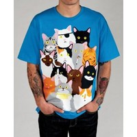 Enjoi Cat Collage T-Shirt - Men's at CCS