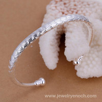 Light weight bracelet silver 925 bracelet and bangle