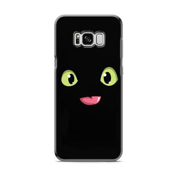How to Train Your Dragon Toothless Samsung Galaxy S8 | Galaxy S8 Plus Case