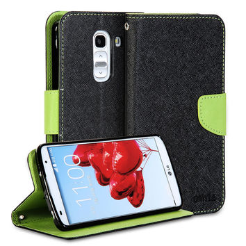Wallet Case Classic for LG G Pro 2