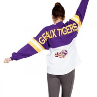 Geaux Tigers® - Color Block Limited Edition Spirit Jersey®