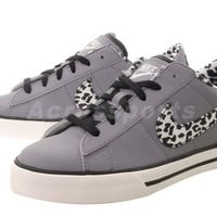Nike Wmns Sweet Classic Leather CH Womens Casual Shoes Zebra Leopard Select 1