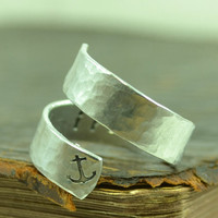 I Refuse to Sink Secret Message Ring