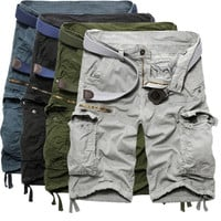 Mens Trendy Cargo Shorts