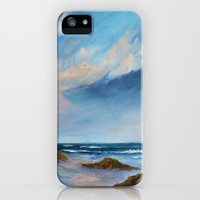 Summer Showers iPhone & iPod Case by Rosie Brown
