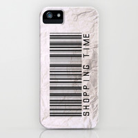 Shopping time - for iphone iPhone & iPod Case by Simone Morana Cyla