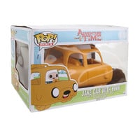 Funko Adventure Time Pop! Rides Jake Car With Finn Vinyl Collectible