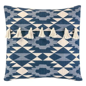 Pendleton Yuma Star Printed Tassel Accent Pillow | Nordstrom
