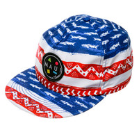 'Merica Fuck Yeah Maui and Sons Flip Hat
