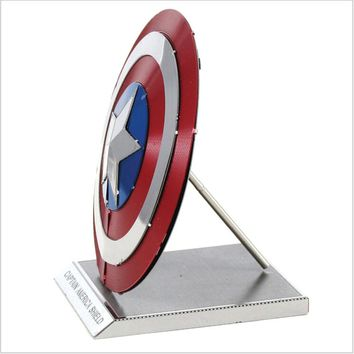 Captain America's Shield 3D Metal Model kit