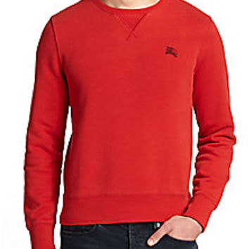 Burberry Brit - Claridge Sweatshirt - Saks Fifth Avenue Mobile