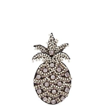 Crystal-embellished pineapple brooch | No. 21 | MATCHESFASHION.COM US