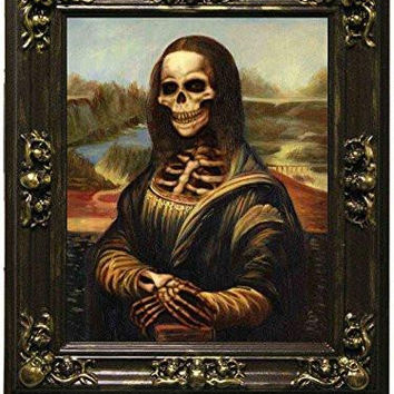Haunted Lenticular Mona Lisa Moving Picture Frame, 18 x 22
