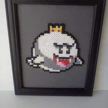 Super Mario Series King Boo Frame