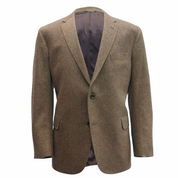 The Brown Tweed Sport Coat