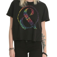 Of Mice & Men Ampersand Girls Crop Top