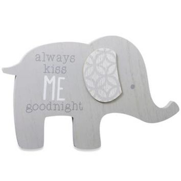 Wendy Bellissimo™ Mix & Match Elephant Wall Plaque