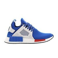 Mens Adidas NMD_XR1 Blue/White/Red CG3092 Sizes: UK 6.5_7_7.5_8 Gym/Running